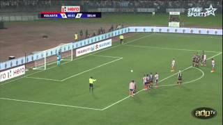 ADPtv   Atl de Kolkata - Delhi Dynamos FC   ISL 2014