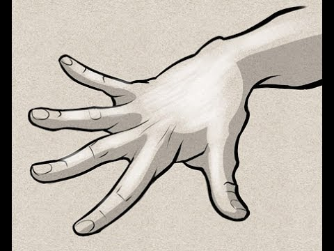 Comment dessiner les mains tutoriel complet sur le blog youtube - Dessin de mains ...