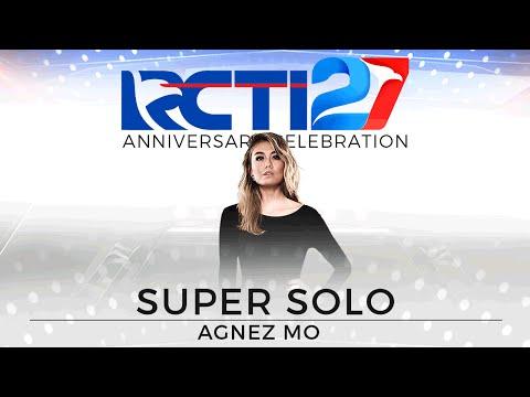download lagu Super Solo AGNEZ MO Sebuah Rasa HUT RCTI gratis