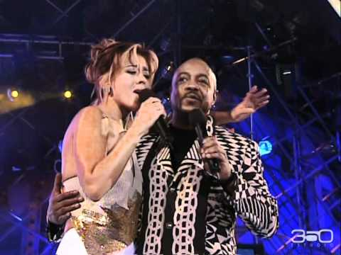 Tonight, I Celebrate My Love (Live) - Peabo Bryson & Rachel Viña 2001