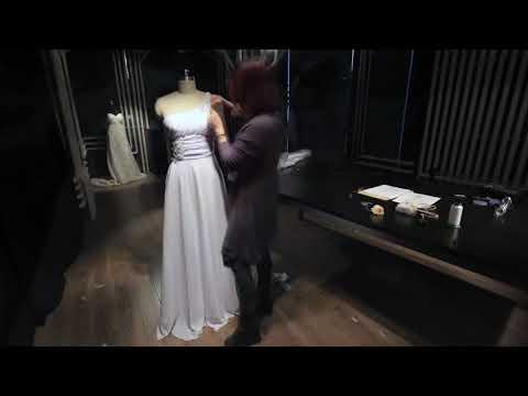 Hacer vestidos novia