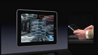 iPad Games from the Apple Keynote