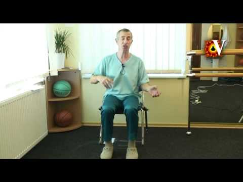 гимнастика для реабилитации после артроскопии коленного сустава
