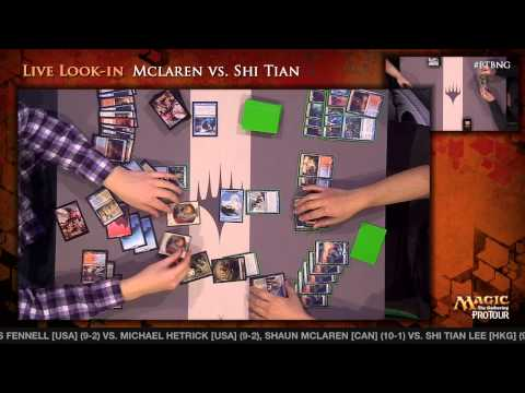 Pro Tour Born of the Gods - Modern Rd. 12 - Chris Fennell vs. Michael Hetrick
