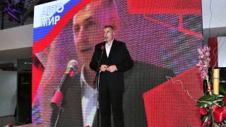 Mitsubishi Automir Khabarovsk 27RUS Opening Ceremony  June 8th 2011  - Auto Dealer Media June 2011