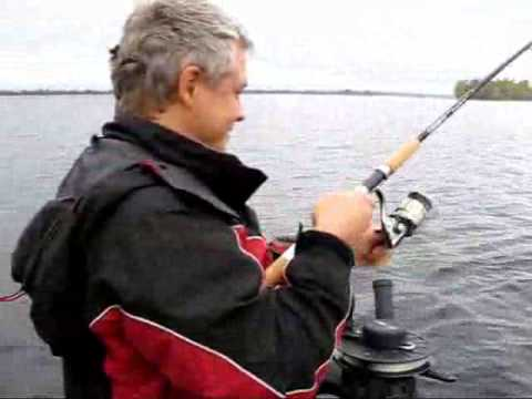 ловля на онежском озере весной