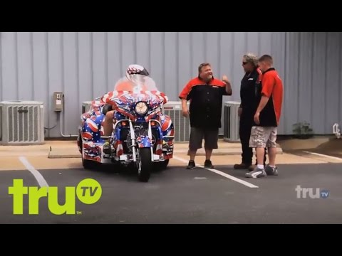 Lizard Lick Towing - Trick or Trike