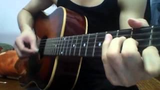 Cô bé mùa đông guitar cover