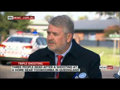Three Dead in Murder-Suicide - Biddeston, Queensland (2015)