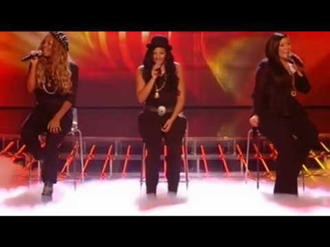 The X Factor 2009 - Miss Frank - Live Show 1