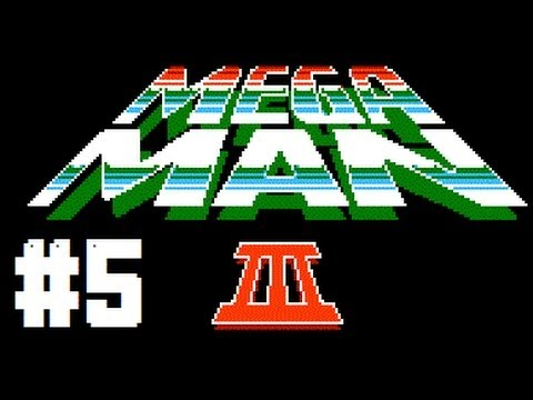 Mega Man 3 – Part 5