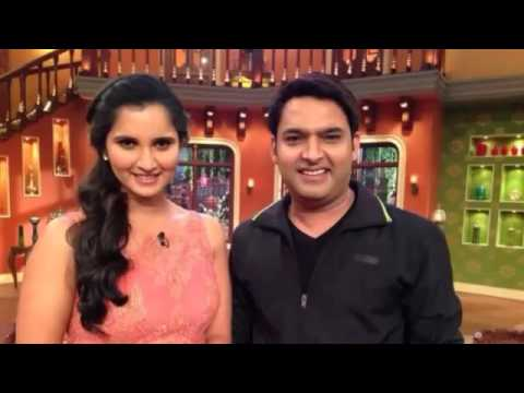 Comedy Nights With Kapil- Sania Mirza Special Epis video