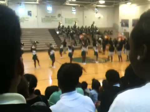 Morrow High School Pep Rally 2014