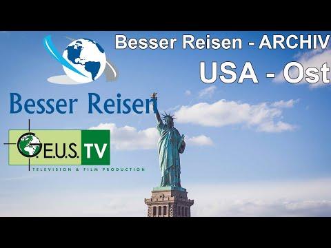 Besser Reisen USA Ost - Sendung