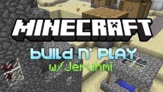 MineCraft: Build n' Play 05 - The Inn and Village Employees