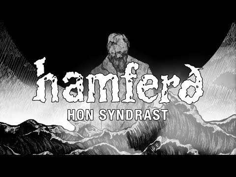 "Hamferð ""Hon syndrast"" (LYRIC VIDEO)"