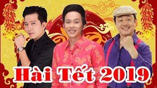 [Hài Tết 2019] -  Hài Tết Hoài Linh, Chí Tài Mới | Hài Trường Giang Mới Hay | Hài Tết Mới Nhất 2019
