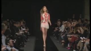 Fashion Lingerie Luxury Show Spring Summer 2016 ANTEPRIMA Collection Fashion Remix Music
