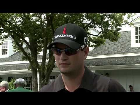 Zach Johnson:  2013 The Masters Tournament Round 1