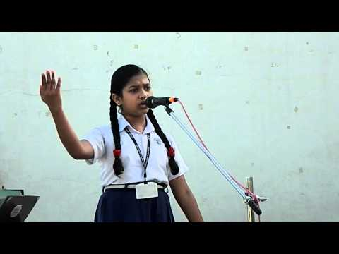 Hindi Poem Recitation On 27-04-2012 video