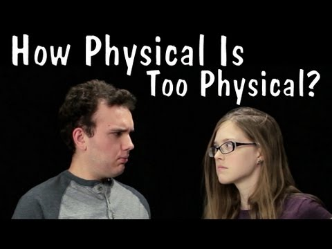 Messy Mondays: How Physical Is Too Physical?