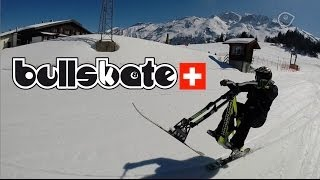 Snowbiking with Bullskate 2014