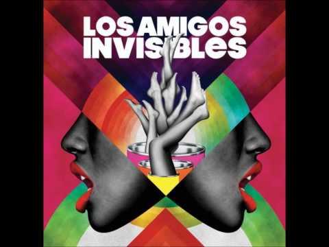 Los Amigos Invisibles - Ultrafunk