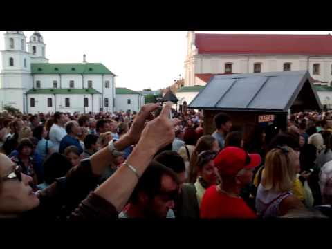 Public concerts in Minsk