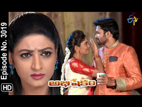 Abhishekam | 19th September 2018 | Full Episode No 3019 | ETV Telugu