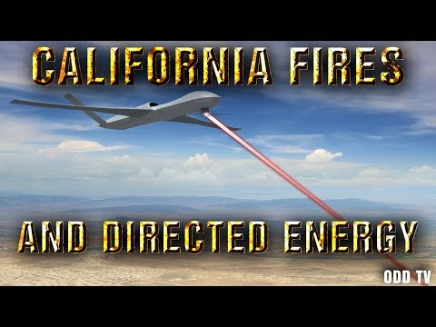 California Gets Cooked | Fires Created by Microwave Directed Energy Weapon ▶️️