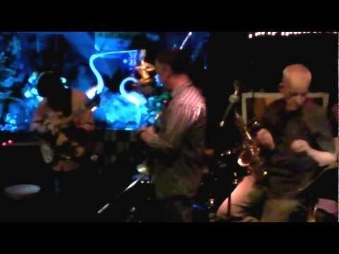 Jazz on Sukhumvit William Wait Quartet – with special guests. Steve Cannon and Phillip