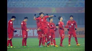 Tất Tần Tật các Bàn Thắng của U23 Việt Nam tại AFC U23 Championship China 2018