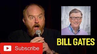 [Vietsub] Hài Độc Thoại - Bill Gates - Louis CK (HD)