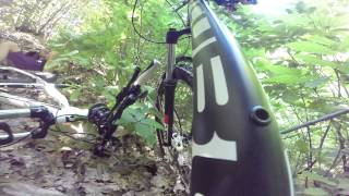 Mountain biking FAIL