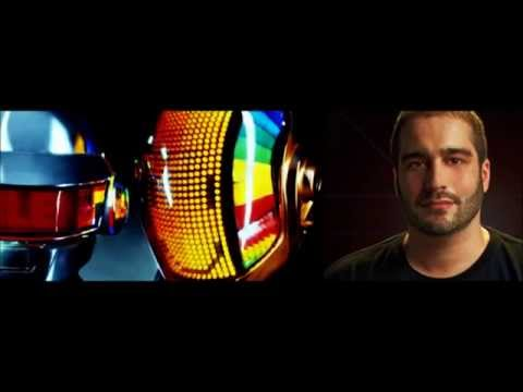 Daft Punk - Get Lucky / Something About Us (Todd Edwards Edit)