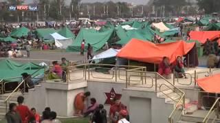 نيبال.. انهيار سقف العالم