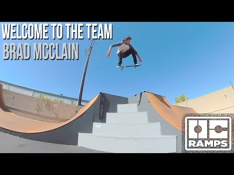Brad McClain - Welcome to the OC RAMPS Team!