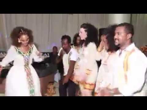 Ethiopian wedding : amazing cultural dance
