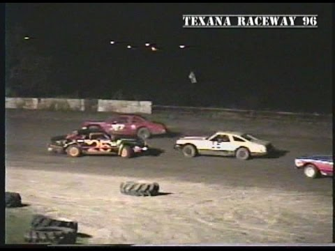 Texas Dirt | Street Stocks | Texana Raceway | 1996