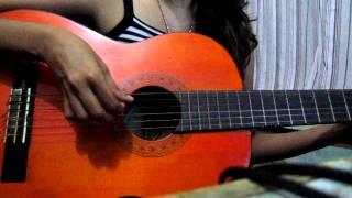 Oba dutu ea mul denai guitar cover by Anusha