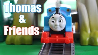 Thomas and Friends Trackmaster Avalanche Escape Set (Thomas and Friends Toys Trackmaster Trains)