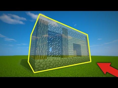 100% НЕВИДИМЫЙ ДОМ В МАЙНКРАФТ / ТРОЛЛИНГ НУБА ~ INVISIBLE HOUSE IN MINECRAFT (NOOB VS PRO)