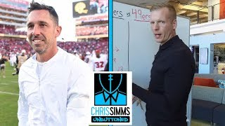 NFL Week 12 Cheat Sheet: Inside 49ers' creative offense | Chris Simms Unbuttoned | NBC Sports