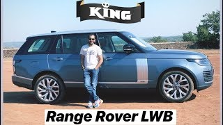 Range Rover LWB Vogue SE Review - Iconic Style (Hindi + English)