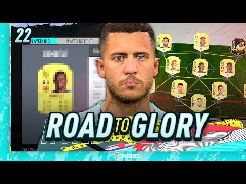 FIFA 20 ROAD TO GLORY #22 - HE'S BACK!!