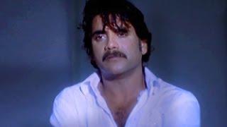 Boss Scenes - G.K Say His Flash Back To Anuradha - Nagarjuna, Nayana Tara