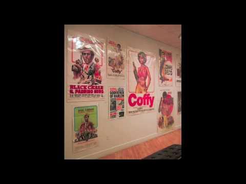 The Museum of UnCut Funk Blaxploitation Movie Poster Exhibition