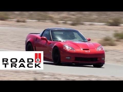 Tested: Chevrolet Corvette ZR1 vs Ferrari 458 Italia vs McLaren MP4-12C