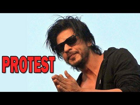 Shahrukh Khan might face a silent protest! | Bollywood News