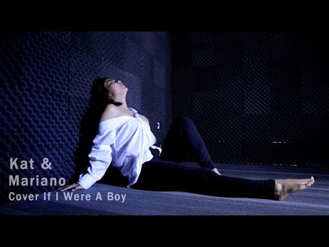 Play this video Mariano amp Kat Cover If I Were A Boy  SY Talent Entertainment